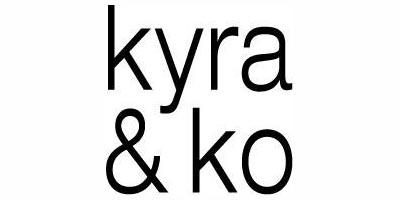 Zwart logo Kyra & Ko